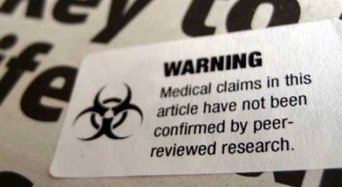 likeadsandstuff:  Journalism Warning Labels by Tom Scott