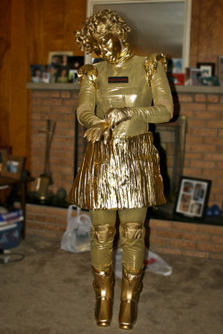 Spaceballs Halloween Costumes by Mary & Justin Page