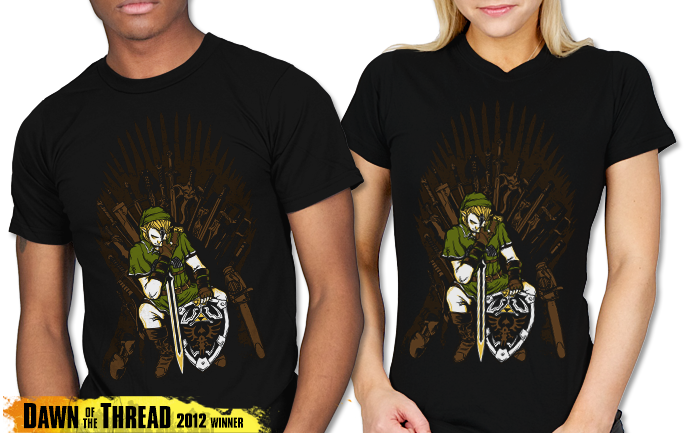 Game of Blades REPRINT http://bit.ly/T461Xq - Available today only at www.riptapparel.com