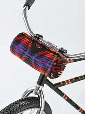 Pendleton Woolen Mills - Bicycle Handle Bar Pouch - Click Here to Order