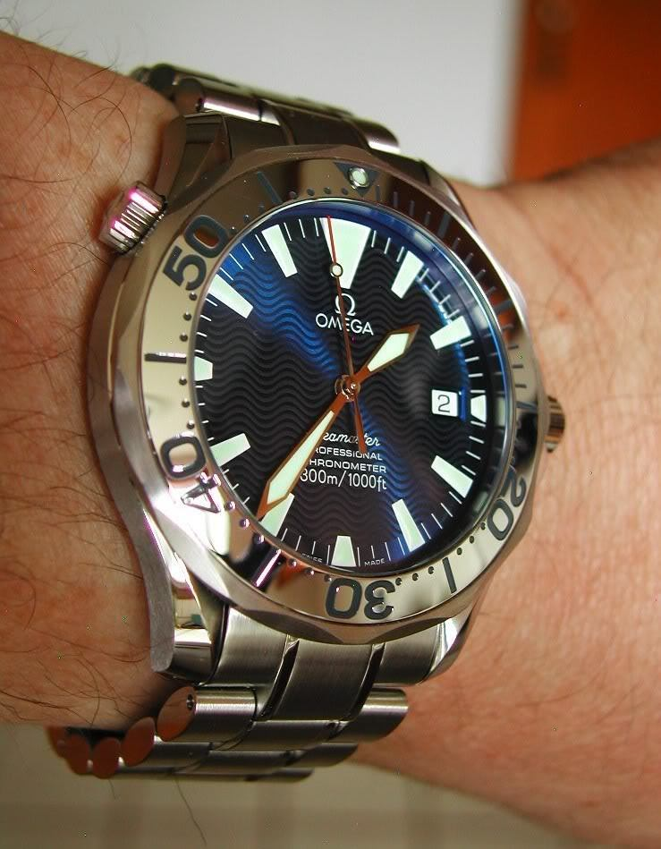 chronometerpics:  Omega Seamaster