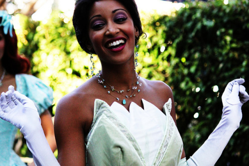 ourdisneydays:  Tiana on Flickr.