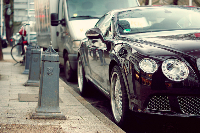 blessed-in-abundance:  Bentley Continental GT | Credit | More