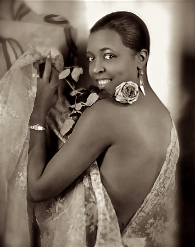 "cartermagazine:  Today In History 'Ethel Waters, famed blues singer and actress, was born in Chester, PA, on this date October 31, 1900. Waters, a popular figure during the ""Harlem Renaissance,"" won best supporting actress for her role in Pinky (1949). ""Down Home Music"" and ""Oh Daddy"" were some of her famous songs.' (photo: Ethel Waters) - CARTER Magazine  Ethel Waters, 1930s"