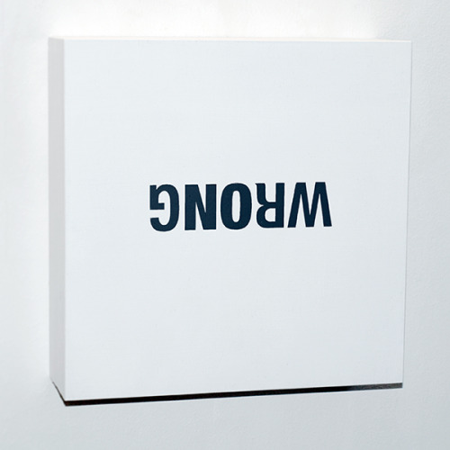 """NO"" by anatol knotek"