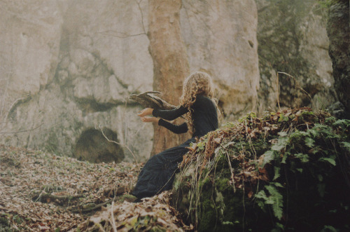 Birds. by laura makabresku on Flickr.