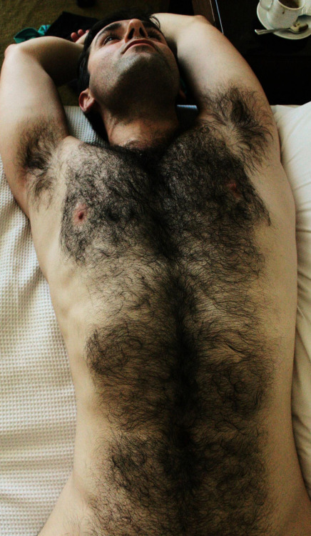 So much body hair!!!