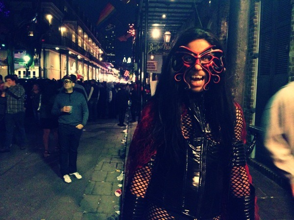 GPOY - Halloween on Bourbon st, New Orleans