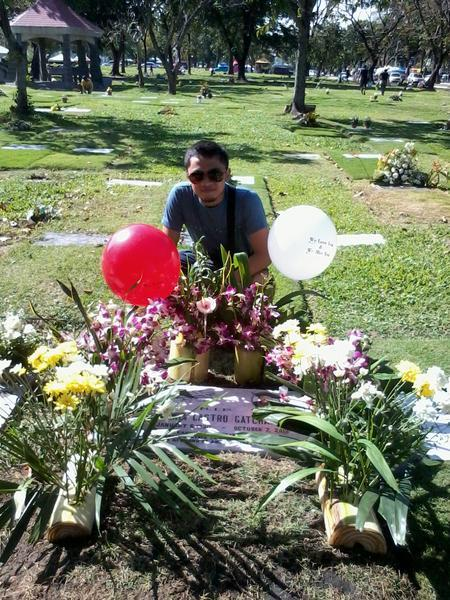I miss you lola. I love you!