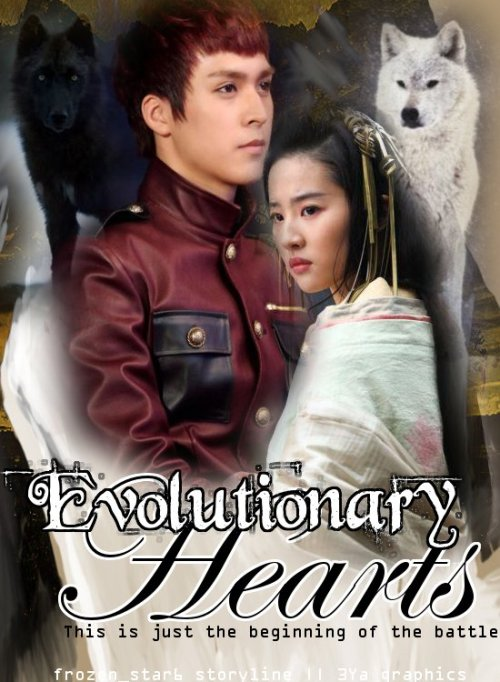 Evolutionary Hearts - beast dongwoon fantasy you sondongwoon - main story image