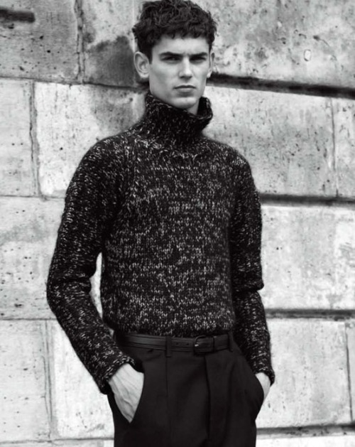 Arthur Gosse by Matthew Brookes - Numéro Homme China