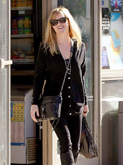 Spotted: Reese Witherspoon with the Rebecca Minkoff M.A.C. in Black. Get yours here