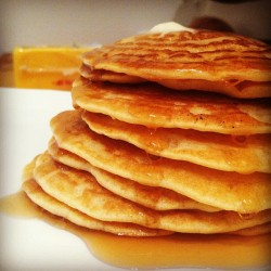 Short stack  (at Shakespeare Colony)