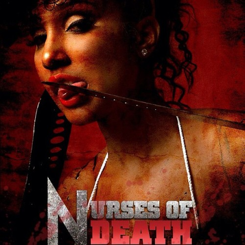 happy Halloween from @dynastyseries #nursesofdeath http://dynastyseries.com/series/nursesofdeath @realberniceburgos. @frankdphoto @mr_guerra