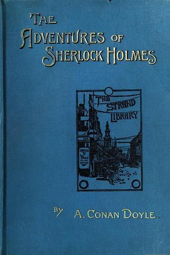 October 31, 1892: The Adventures of Sherlock Holmes Is PublishedOn this day in 1892, The Adventures of Sherlock Holmes by Arthur Conan Doyle was published. The book was the first collection of Holmes stories, all of which had been published in The Strand Magazine between July 1891 and July 1892. The book contained twelve stories, all of which featured Doyle's famous detective Sherlock Holmes.Test your powers of perception and see how you stack up against Sherlock Holmes by playing Masterpiece's Sherlock Observation Game.