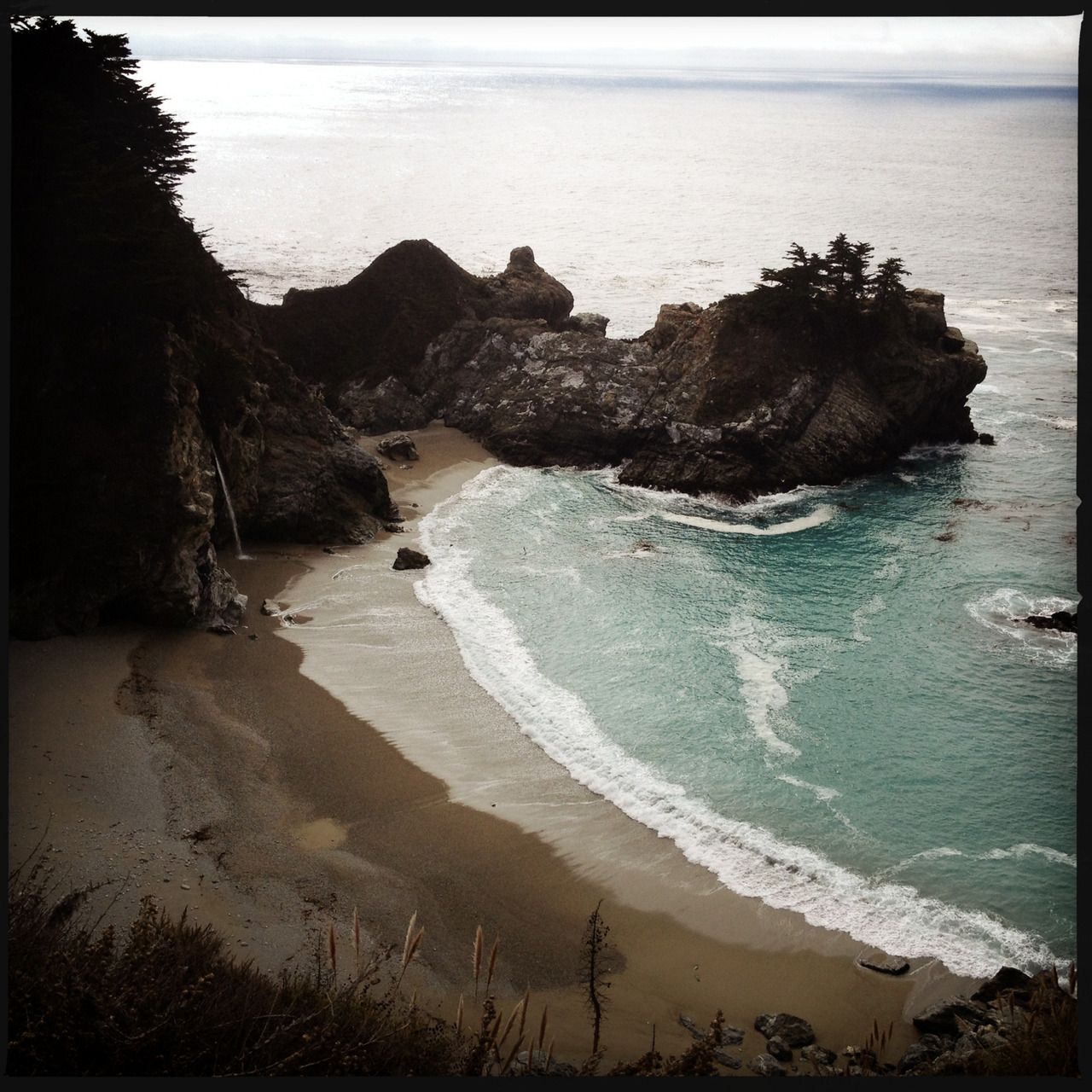 annamarie:  Big Sur day two  I hope, someday… I can go to this kinda place :> :3