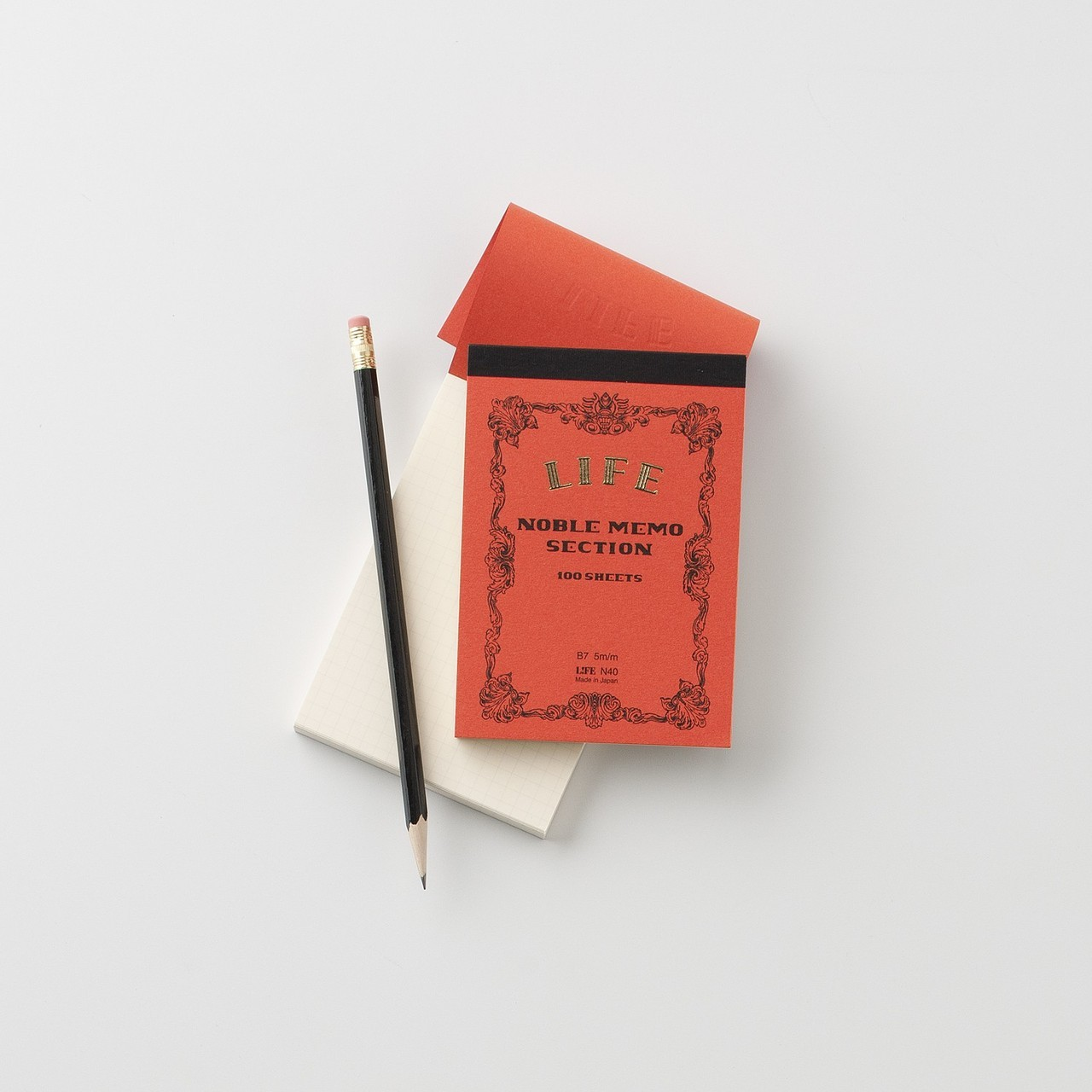 NOBLE MEMO Grid Paper Note Pad at Schoolhouse