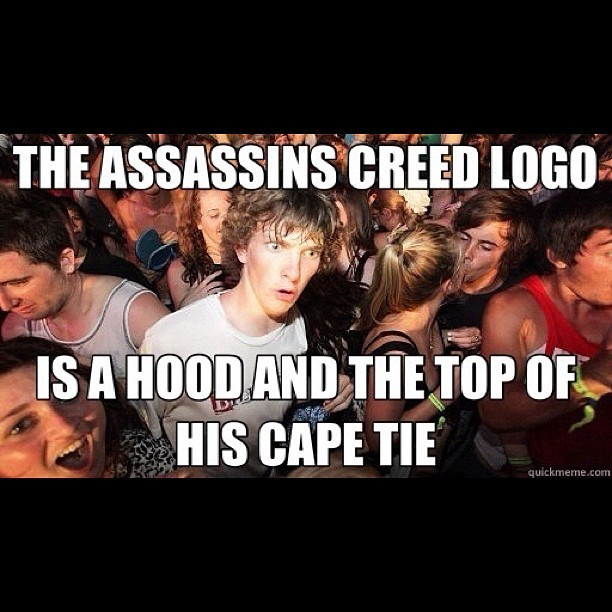 Mind = Blown - #gaming #lol #meme #assassinscreed #ac3 #lmfao
