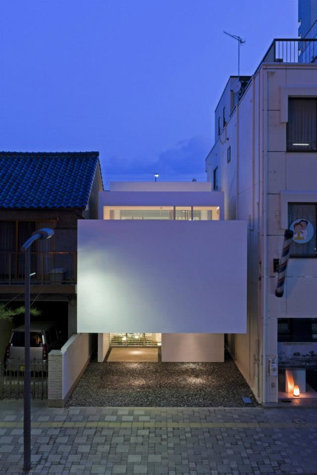 "arqvac:  ""Machi House"" in Hiroshima, Japan by UID Architects"