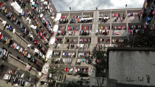 Laundry Day in Lengshuijiang, China. Photo of the Week.