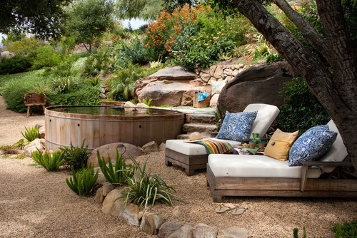 georgianadesign:  Exceptional garden oasis in Santa Barbara, CA. Margie Grace - Grace Design Associates.