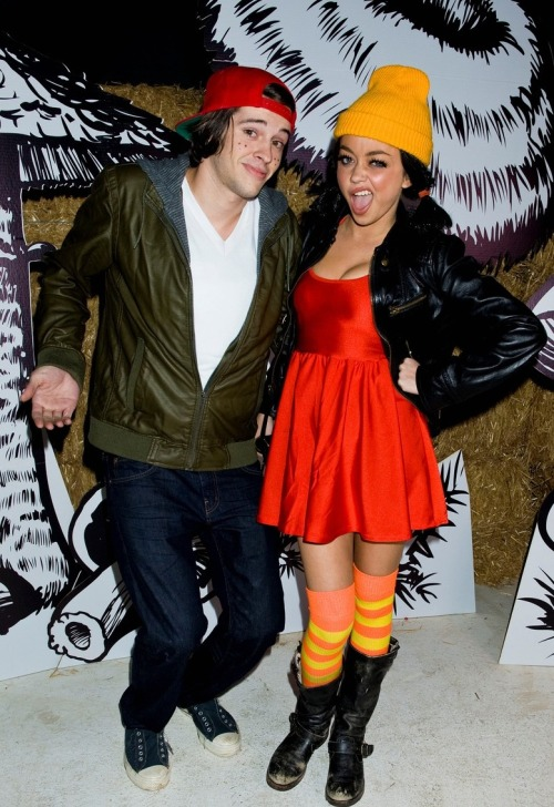 et-jattends:  Sarah Hyland & Matt Prokop as Recess' Spinelli and TJ