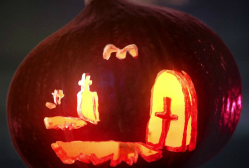 For the day that's in it: Pumpkin Stop-Motion by Auke de Vries  http://buff.ly/Swe2XE
