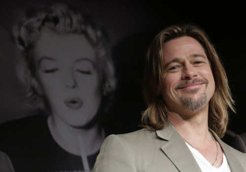 Brad Pitt donates $100,000 in support of #marriage #equality.    It's unbelievable to me that people's lives and relationships are literally being voted on in a matter of days.  In Maine, Maryland, Minnesota and Washington, voters will go to the polls to decide if gay and lesbian couples – our friends and neighbors – are worthy of the same protections as everyone else. [more]