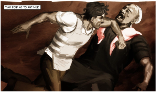 Make sure to check out our digital release, Mumbai Confidential #5, today on comiXology, and have a Happy Halloween!