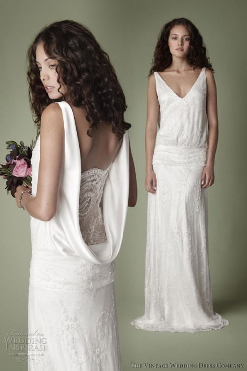 http://www.weddinginspirasi.com/2012/10/31/the-vintage-wedding-dress-company-2013-decades-bridal-collection/