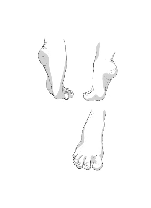 studying feet, Ref pic looked at: http://browse.deviantart.com/resources/stockart/?order=9&q=foot#/d4vzkzn