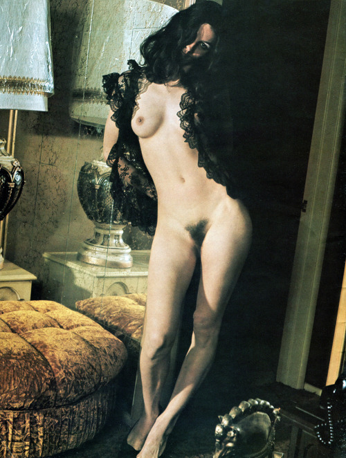 Paula Patter, Foxy Fillies Magazine 1974