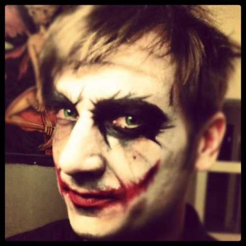 Phil as Joker