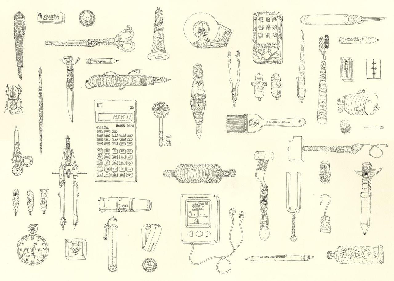 SUBMISSION: Sorted Artefacts by Mattias Adolfsson