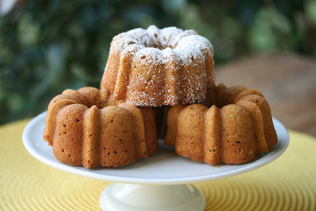 Pumpkin & Ginger Bundt