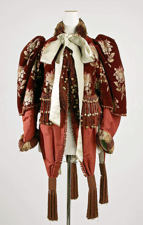 Jacket 1890 The Metropolitan Museum of Art