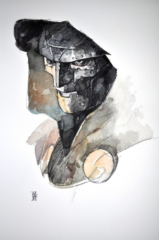 Doctor Doom by Alex Maleev
