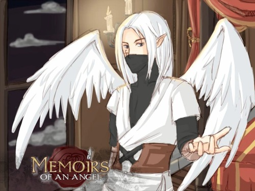 "Memoirs of an AngelRelease Date (Windows, Mac OS, Linux)English: 2010 (rereleased October 31st, 2012)""Enter Tyraca, a mythical land devastated by war. As the nation's former princess, Zuleika, it's up to you to take back your throne from an evil tyrant, restore peace and prosperity to your people, and find love with your 'Prince Charming.'""A game originally made and released in 2010, Memoirs of an Angel is a free visual novel you'll definitely want to check out. Download it here! A remake is in progress at the moment (featuring an RPG-style battle system), which you can read more about here."