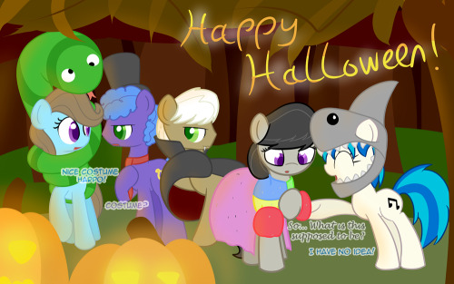 Ask Octavia #192 ((This post is the end of the Nightmare Night 2012 Arc. If you've just reached here, you might want to check out this arc from the beginning. It honestly won't make much sense otherwise! ))