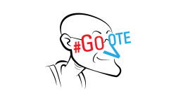 My submission for the #govote campaign.