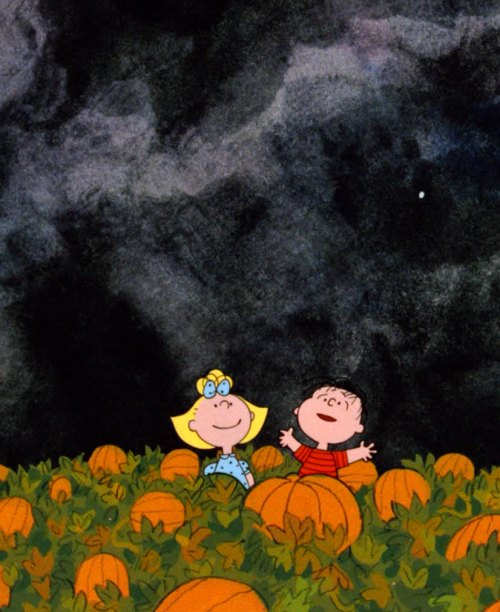 It's the Great Pumpkin, Charlie Brown (1966, dir. Bill Melendez)