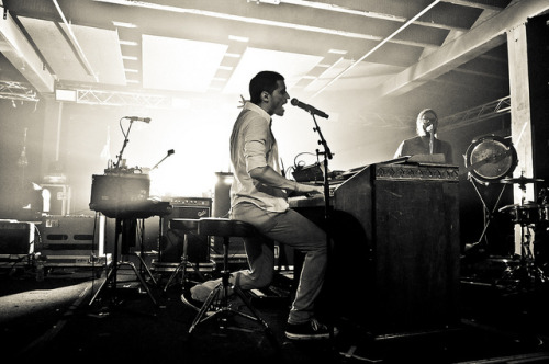 mutemathmayhem:  Mutemath by JD Scarcliff on Flickr.