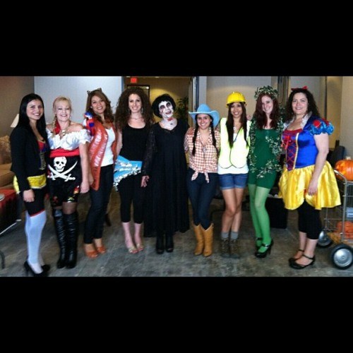 #halloween at #work! Such a great party!