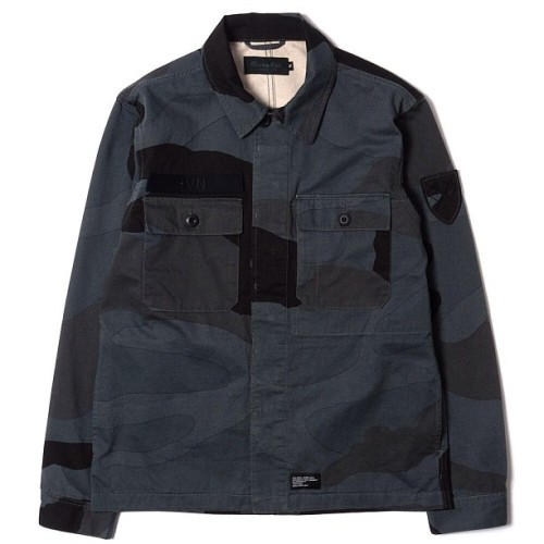 mo dope camo'gear via #MaidenNoir x Haven shirt jacket http://shop.havenshop.ca/collections/maiden-noir/products/x-haven-service-shirt-jacket-black-camo