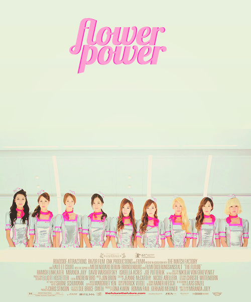 Flower Power; Coming to theaters near you.