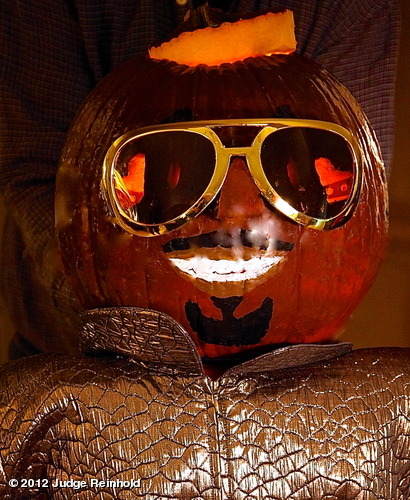 A very merry Halloween from your friend Cee Lo GreenView more Judge Reinhold on WhoSay