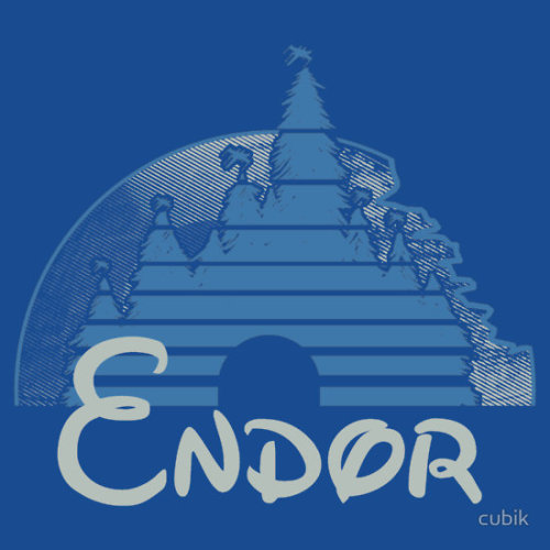 Endor - Wishes. Dreams. The Force. by cubik