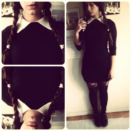 Wednesday Addams is all grown up :)