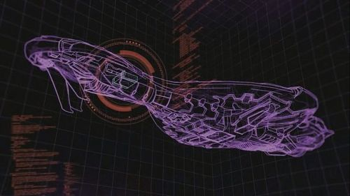 "///INTEL: CCS-CLASS BATTLECRUISER///  While the Covenant utilize several different classes of space-fareing ships, one of the most recognized are ships carrying the CCS-Class Battlecruiser classification. CCS Battlecruisers were in encountered in 2526 and had a presence in nearly all Covenant combat locations. Throughout the war, these vessels paralyzed ground forces with fear. Anytime large numbers of the cruisers gathered, a glassing would soon follow.  The battlecruiser is an excellent example of typical Covenant architectural design. Resembling an Earth Manta Ray, the ship possess sleek contours, and bulbous sections aligned in perfect symmetry. Fin-like structures beneath the bow aid not only in space combat, but allow the ship to maneuver more easily within a planet's atmosphere. To provide an intermediary role between the CAS-Assaultcarrier and the CPV-Heavy Destroyer; the CCS is capable of deploying large amounts of military assets, and is able to wreck massive damage upon UNSC structures and personnel. For this reason it is the most numerous class of vessel deployed by the Covenant fleet.  The CCS is aggressively armed. Several dozen pulse turrets and plasma torpedo cannons line across the surface of the ship and provide adequate protection against the majority of UNSC fighters. In addition to these, the CCS is armed with two frighteningly powerful energy projectors used for glassing operations. These are located with one under the bow and the other on the underside of the gravity lift platform, and fire what the Covenant call a ""cleansing beam"". Covenant shipmasters often go through a ritual with a Prophet in order to gain the blessing of their gods before they carve ritualistic Forerunner glyphs onto the surface of a human controlled world with the weapon.  In regards to troop deployment, the CCS has multiple cargo bays for storing food, military equipment encased in protective crates, and both land and air vehicles such as Wraiths and Banshees. In addition to these cargo bays, four hangers with two on either side of the cruiser are present. These hangers are often the home of deployable Seraph fighters and Banshee Interceptors. The hangers are equipped with powerful energy barriers that allow the fighters to both exit and enter, while retaining atmosphere and pressure.  If a contested world is thought to be in possession of Forerunner artifacts, CCS-Battlecruisers may be ordered to take part in a ground invasion. If found in such a circumstance, the vessel may send down troops and supplies via an underside gravity lift. Using the lift, the ship may remain relatively safe off the ground while maintaining a position that allows it to deploy military assets.  The Covenant faction known as The Storm has been noted to field these vessels, though not in numbers previously seen by the Covenant. They are still very much a threat to UNSC activities on Requiem."