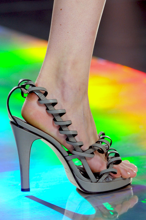 threefolds:  christopher kane | detail | spring 2013